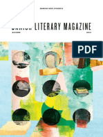 Danish Literary Magazine Autumn 2013 01