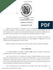 02-9113-2013-12-1358 Sentencia TSJ - Artículo 231 CN