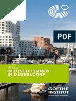 Deutsch Lernen in Duesseldorf 2014