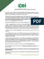 CEI - DPU - Amostra