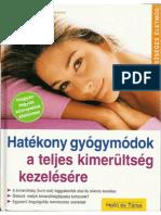 Dr Vinzenz Mansmann . - Hatékony gyógymódok a teljes kimerültség kezelésére