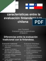 Evaluacion Finlandia