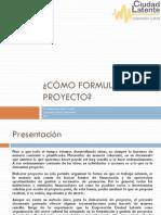 cmoformularunproyecto-110322225309-phpapp02