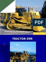 Tractores Oruga - Motor Partes