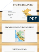 Culturas Del Peru - Jesus Arias Cono