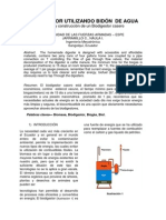 Biodigestor Paper