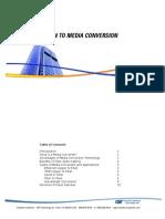 Media Converter White Paper Omnitron