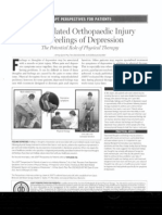 work related orthopaedic injury