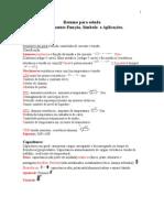 Resumo Para Estudo_resistores