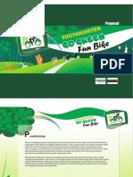 Proposal Fun Proposal fun Bike Yogyakomtek 2011Bike Yogyakomtek 2011