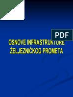 5 Osnove Infrastrukture Zeljeznickog Prometa