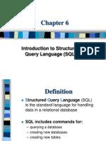 Chapter6(SQL)