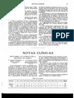 Rev Clin Esp 8-1 Nota Sobre Los Latiricos de La Provincia de Cuenca 1943