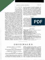Rev Clin Esp 8-3 Estudios Sobre El Latirismo VI. Sintesis de Datos Clinicos Latirismo 1943