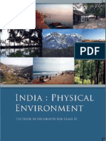Geo C11 India Physical Environment