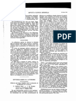 Rev Clin Esp 8-4 Estudios Sobre El Latirismo VII. Factor Hepatico Absorcion Albumina Almorta 1943