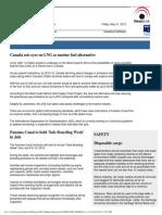 Nl Maritime News 31-May-13