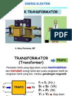 Transformator 1 fasa