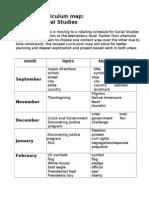 grade 1 revised ss curriculum map