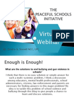 Peaceful Schools Initiative