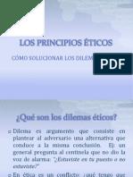 4 Los Principios Eticos