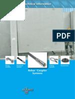 DEMU 4010 Rebar Coupler System DEMU