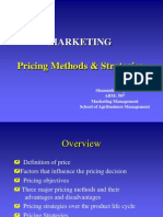 ABM 507 Pricing Methods & Strategies