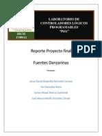 Reporte Fuentes PLC