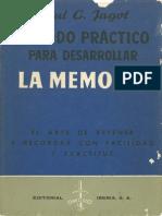 Jagot Paul La Memoria