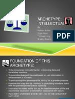 intellectual archetype