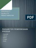 e01!02!05 Product Quality