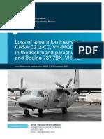 ATSB Final Report