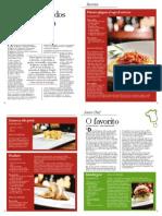 DanteCultural 23 - Gastronomia