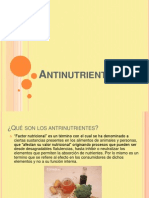 Anti Nutrient Es