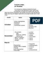 grade 2 revised ss curriculum map