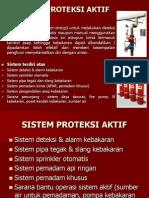 3. Sistem Proteksi Aktif