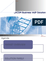 EACOM Business VoIP Solution