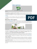 Aptus-fertilizantes organicos