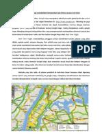 Cara Goole Maps Mendeteksi Kemacetan Lalu Secara Real