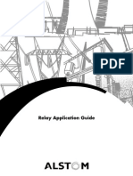 Relay Application Guide AREVA