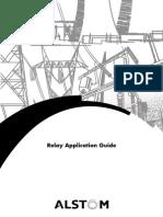 Relay Application Guide AREVA