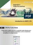 CFX-Intro 14.5 Appendix a Turbo