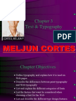 MELJUN CORTES Multimedia Lecture Chapter3