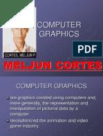 MELJUN CORTES Multimedia Computer Graphics Lecture