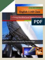 kubler 114b syllabus portfolio