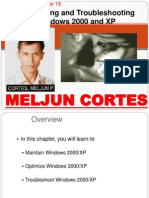 MELJUN CORTES Computer Organization Lecture Chapter15