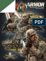 Armor Magazine JanMar13