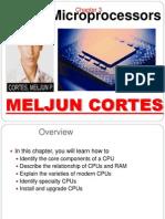 MELJUN CORTES Computer Organization Lecture Chapter3