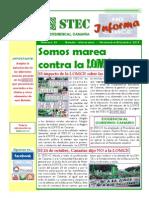 Boletin Mensual Stec Informa Nov Dic 2013 Digital