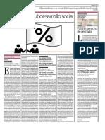 Causas del subdesarrollo social en España - Vicenc Navarro